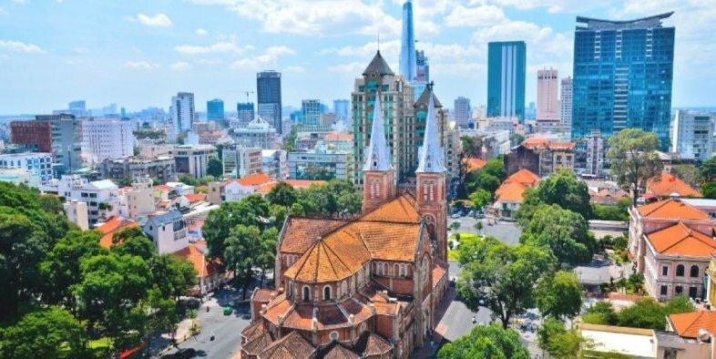 Saigon ou Ho Chi Minh est une ville dynamique pour vivre en expatrié