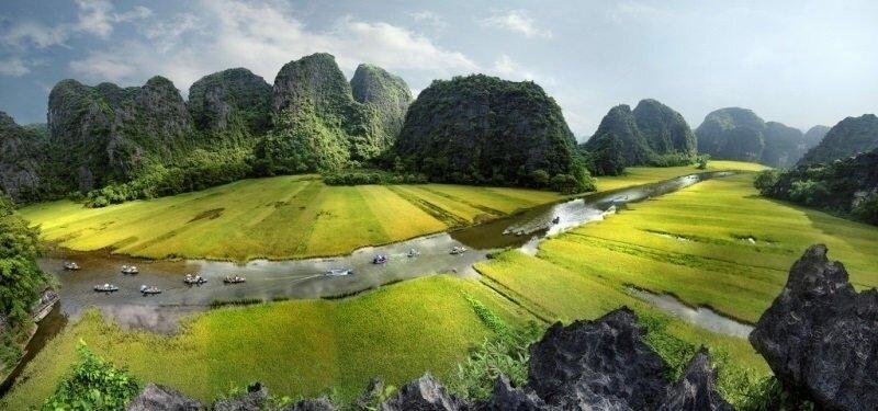 Acheter le terrain et terres pour un investissement au vietnam et titres de propriétés