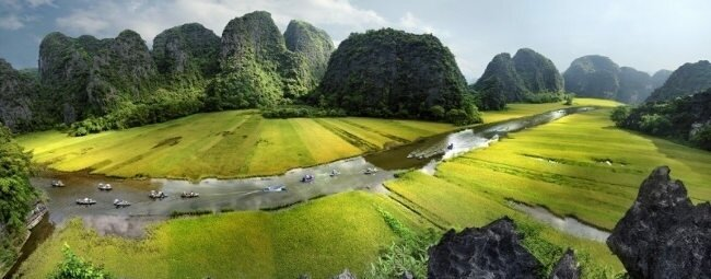 Buy a land in Vietnam as a viet kieu : benefits for investment