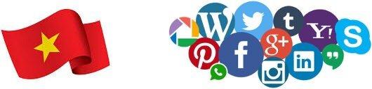 quels sont les meilleurs réseaux sociaux pour trouver un stage au vietnam
