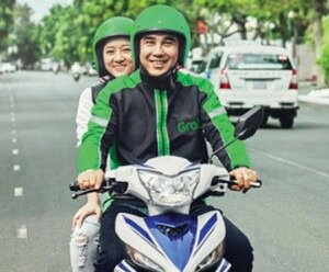 Grab is a popular way of moto taxi so you don't need to buy a motorbike