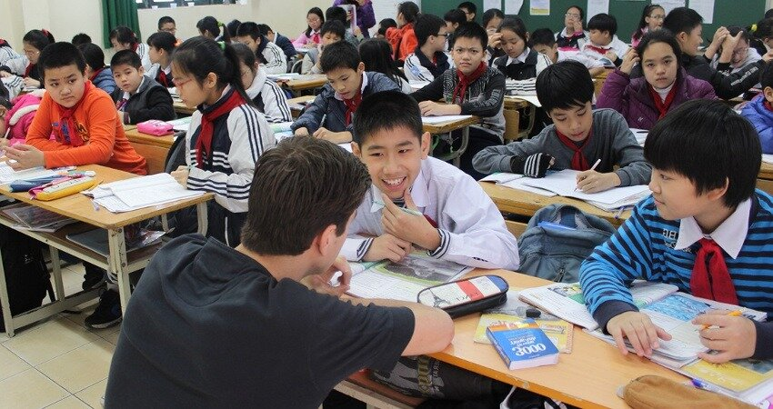 How to become an ESL english teacher in Vietnam : advices and reviews