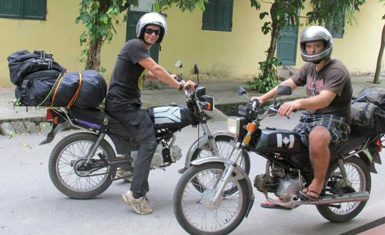 prices and how it cost to buy motobike and transportation in vietnam