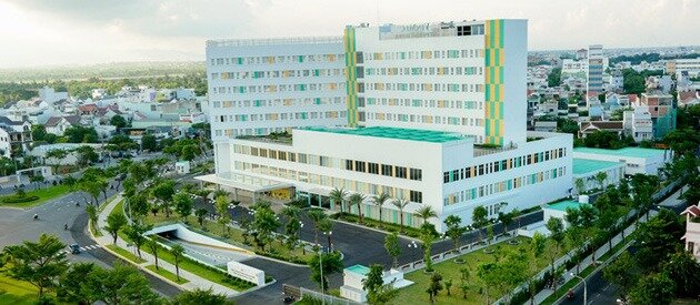Vinmec is an international hospital in Ho Chi Minh City and Hanoi