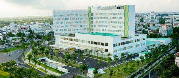 Vinmec est un hopital international à Ho Chi Minh et Hanoi