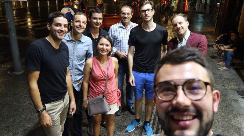 Entrepreneurs francophones expatriés en Thaïlande, Cambodge ou Vietnam