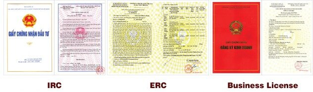 how to apply and get the IRC investment regulation certificate and license