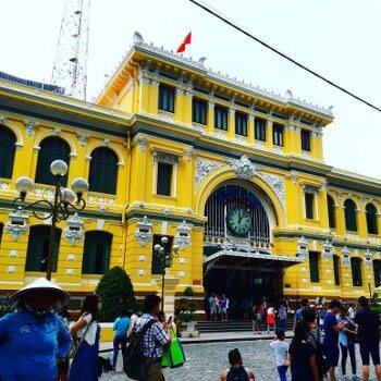 Live in Asia, Vietnam Ho Chi Minh City