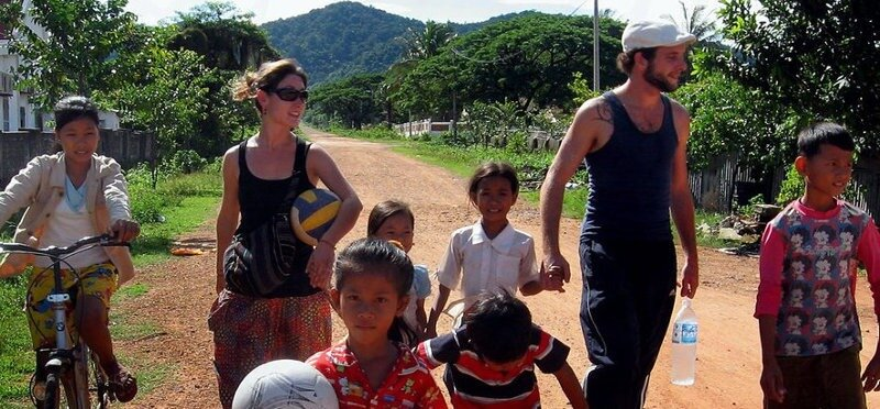 be a volunteer in Cambodia : work for an NGO