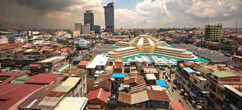 choisir la ville : phnom penh, sihanoukville ou siem reap pour passer votre retraite