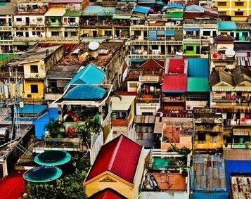 Condominum in the capital Phnom Penh of Cambodia : price of rent