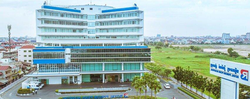 hopital Royal de Phnom Penh : soins recommandés pour les expatriés