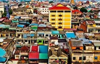 L'immobilier à la capitale Phnom Penh au Cambodge : prix des logements à louer
