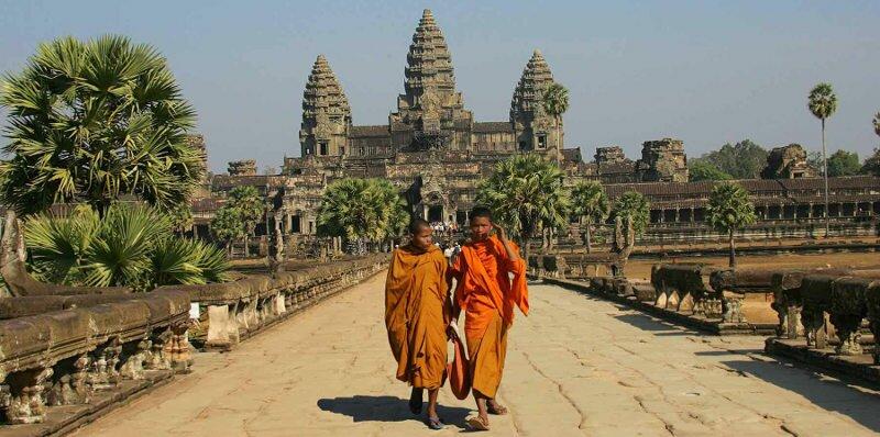 Pourquoi s'expatrier au Cambodge : mélange modernité et tradition