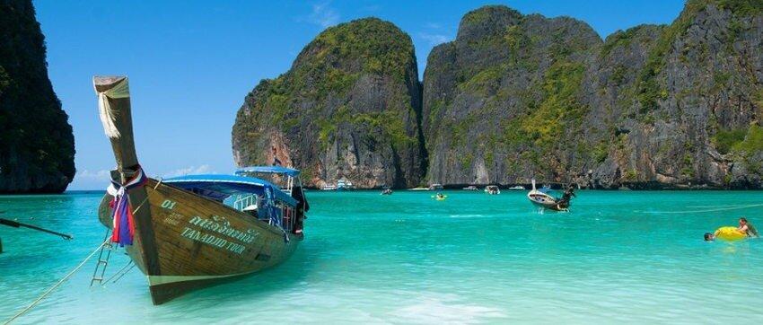 Pourquoi habiter en thaïlande : plage, iles magnifiques