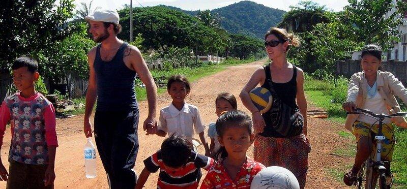 Travailler dans le volontariat au Cambodge pour une ONG