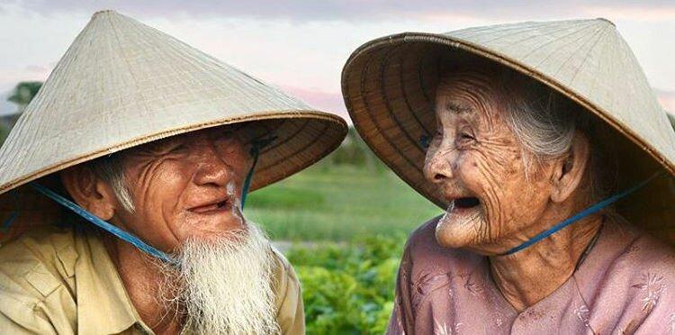 Les vietnamiens sont amicaux et sympathiques envers les étrangers