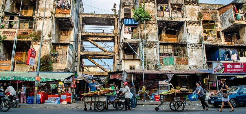 Comment vivre au Cambodge à Phnom Penh, Siem Reap et travailler