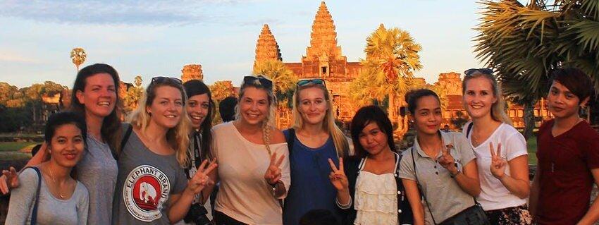 Vivre au Cambodge : travailler dans l'éducation, la santé et s'expatrier