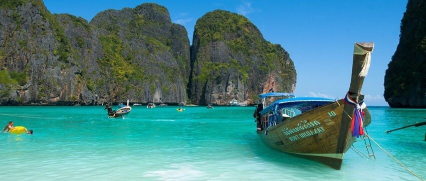 Why shoud you live in Thailand with wonderful island and beach