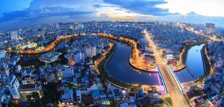 Habiter à Ho Chi Minh ville au Vietnam