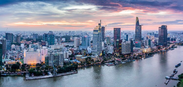 Live in Ho Chi Minh City in Vietnam as an expat