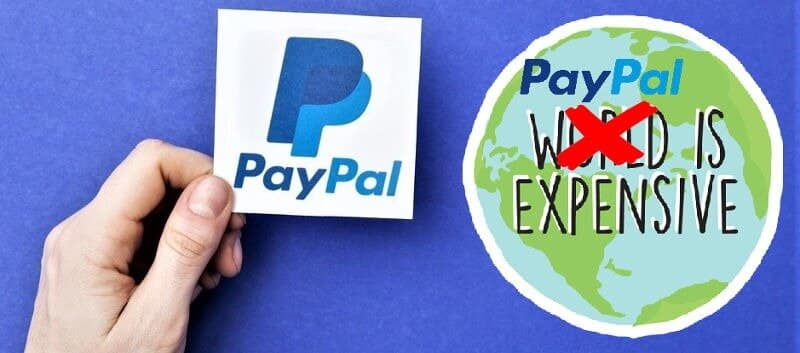 Paypal fees for sending money overseas outside of Vietnam to USA, UK or Australia