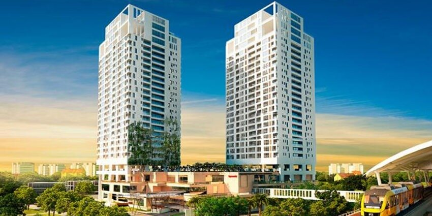 Thao Dien Pearl : condo to buy for foreigners near the underground and schools