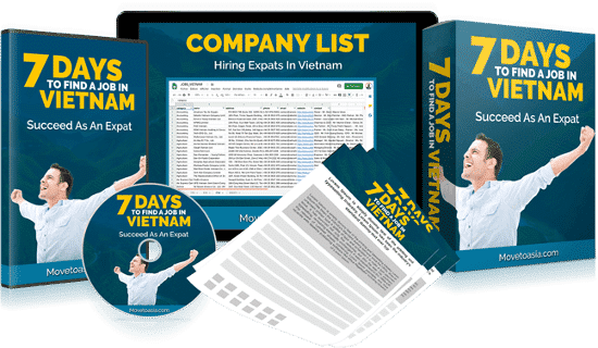 Training 7 days to Find a Job in Vietnam