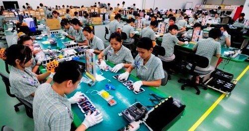 fournisseurs de fabrication d'électronique au vietnam