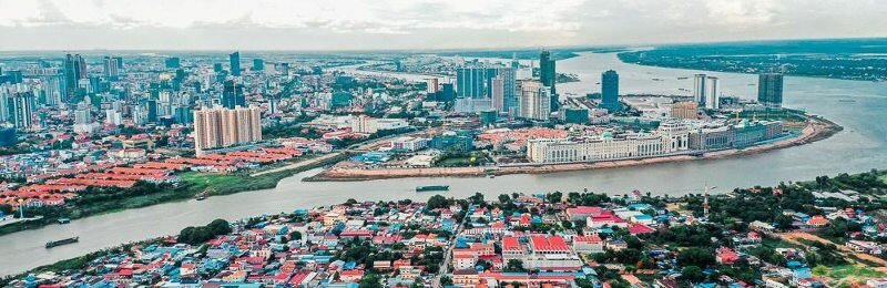 Cambodia has attractive foreign law to help invest in real estate