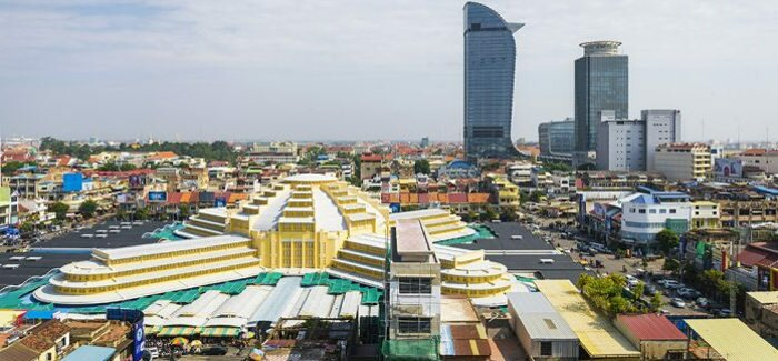 Invest in undervalued districts of Cambodia capital city