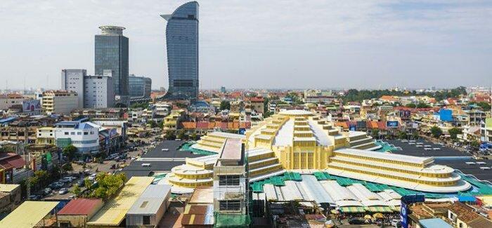 Investir dans les quartiers sous côtés de la capitale du Cambodge