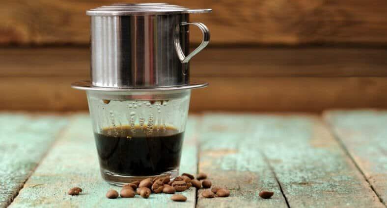 Filtre à café traditionnel vietnamien