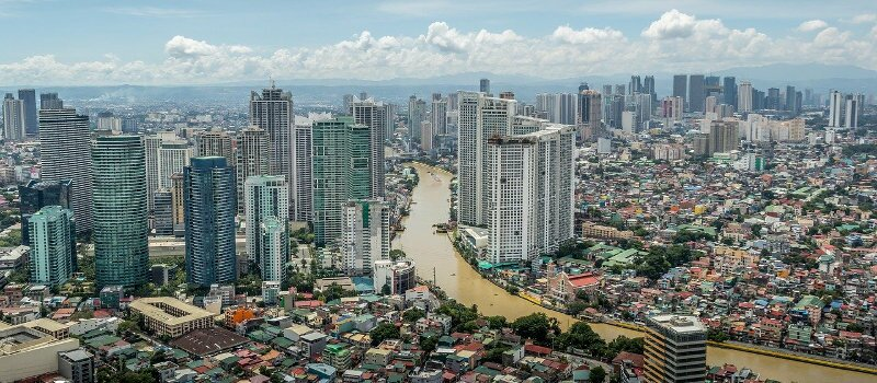 How to move to Manilla city : the capital of the Philippines