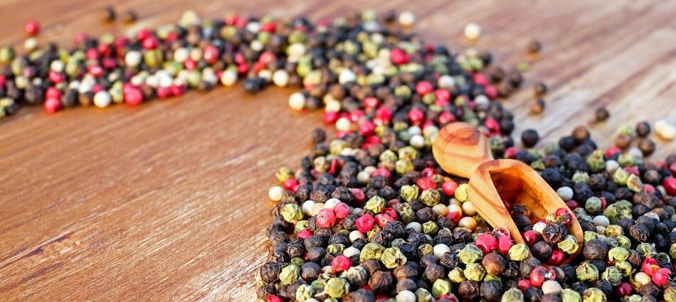 Pepper crop sourcing and farming for export