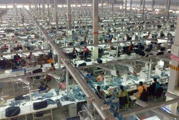 Sewing factories in Vietnam for export