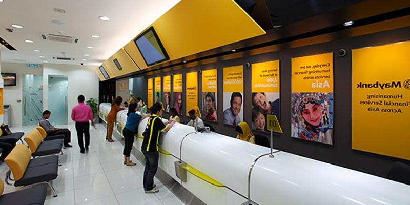 Banques internationales en Malaisie : Maybank