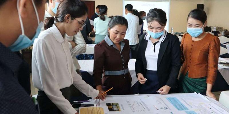 Être couvert et protégé lors d'un accident au Laos pour les résidents