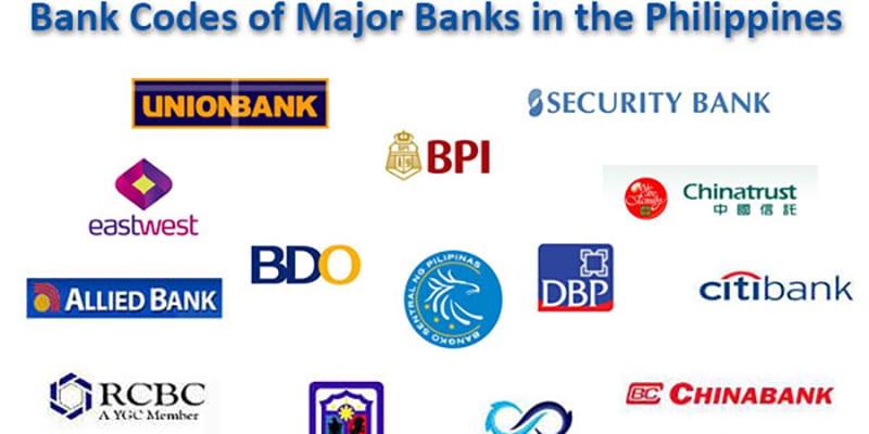 Liste des banques aux Philippines pour touristes et expatriés