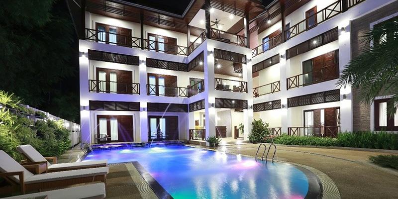Se loger dans des appartements au Laos pour les expatriés