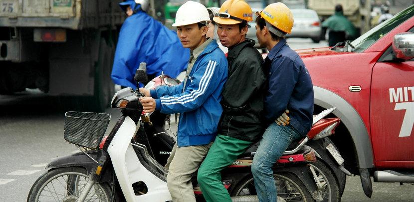 Comment obtenir un permis de conduire vietnamien