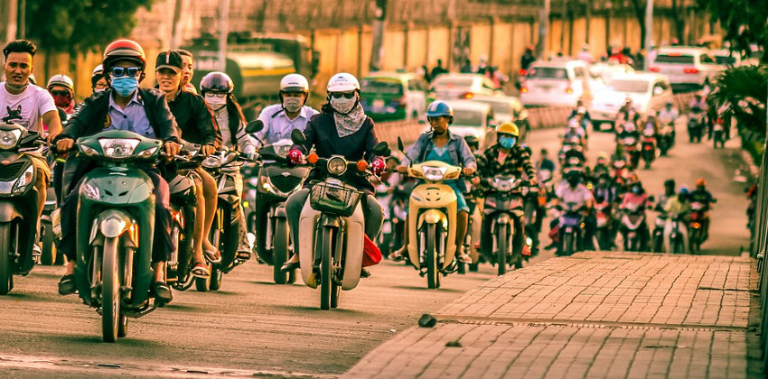 how to get A1 or A2 motorcycle or scooter driving license in Vietnam