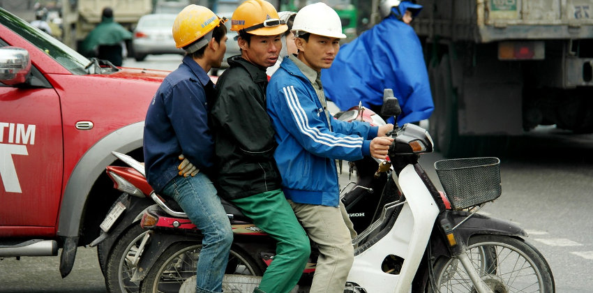 how to get a vietnamese driving license