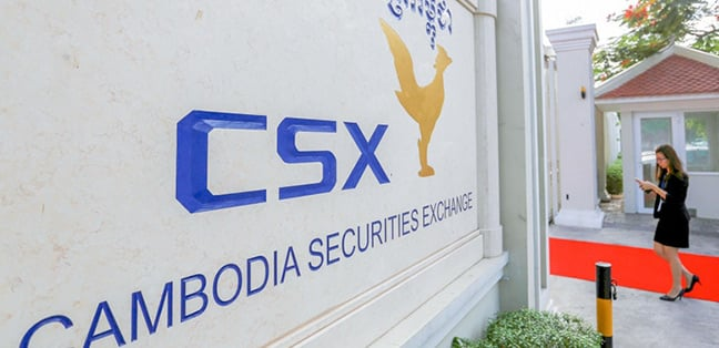 Invest in stocks on the cambodian exchange market