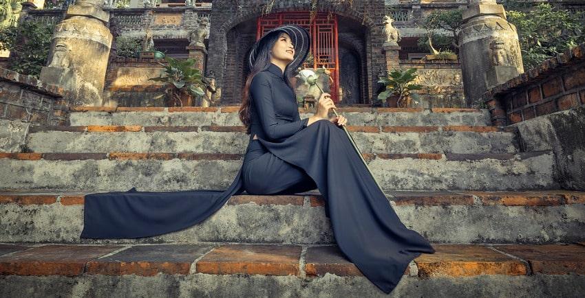 Jolie femme d'origine vietnamienne pour dating