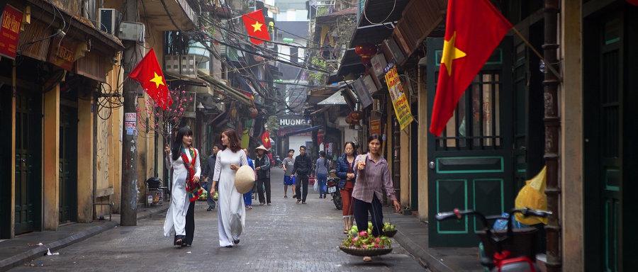 Life in Vietnam as an expatriate