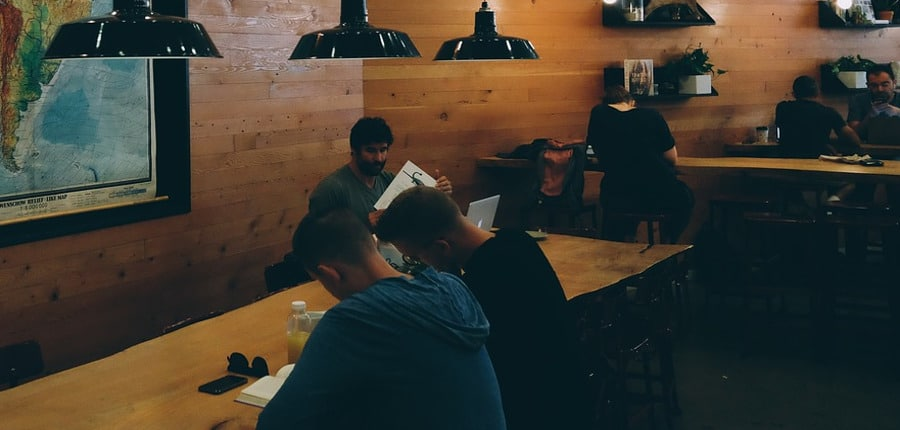 Work in Vietnam from a coworking space or an office