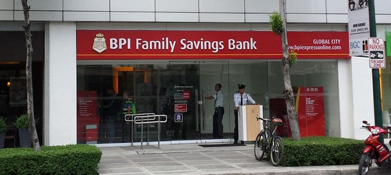 bpi bank of philippines island