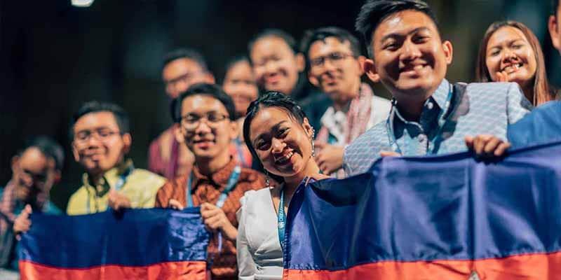 Le Cambodge est l'une des économie les plus dynamiques des pays émergents